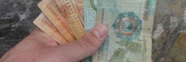 TOP-5 Geldspartipps für Jordanien