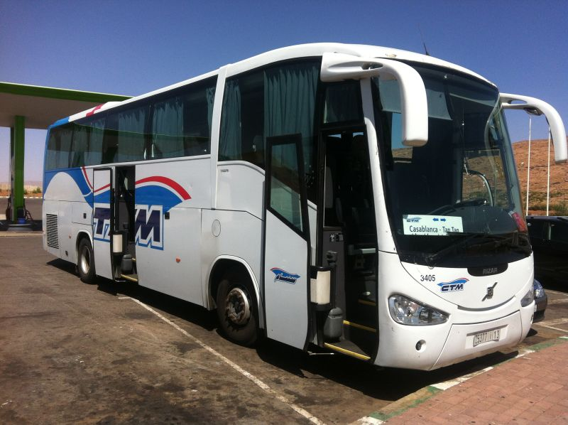 CTM Bus Marokko