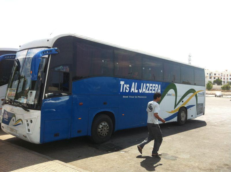 Verkehrsmittel Marokko Transport 020