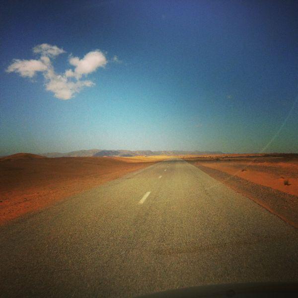 Mit dem MIetwagen in Marokko