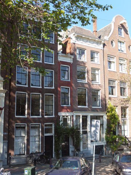 Das schmalste Haus von Amsterdam