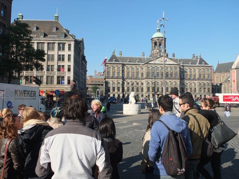 kostenlose Stadtführung Amsterdam