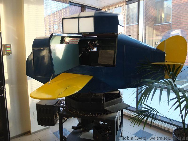 Flugsimulator MD-11 05