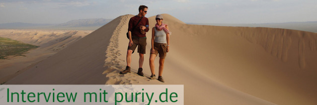 Interview mit Madlen und Lars von puriy.de