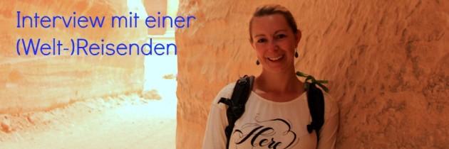 Interview mit einer (Welt-)Reisenden: Carina von Pink Compass