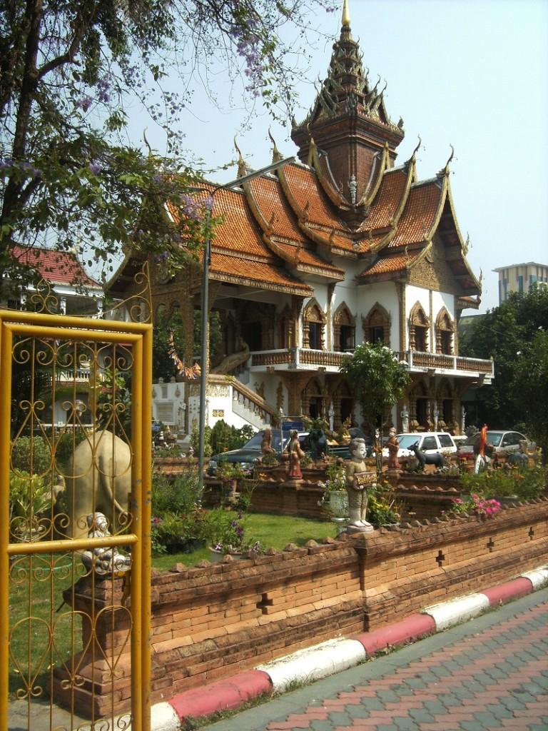 Der Norden Thailands u.a. mit der Provinz Chiang hat unterschiedliche Jahreszeiten.