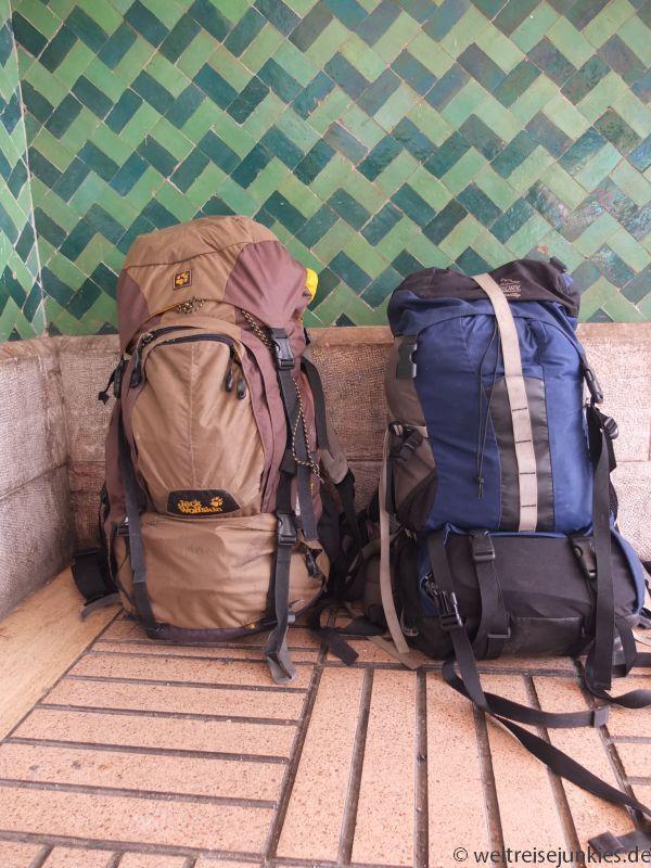 Backpacker Rucksack - Trekkingrucksack