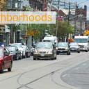 Die Neighborhoods von Toronto