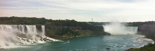 Niagara Fälle mit dem Schiff – Ein Reisebericht (inkl. Video)