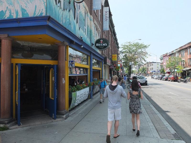 The Annex Toronto
