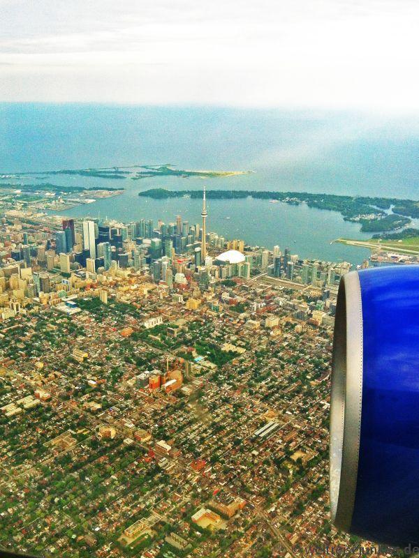 Toronto Luftbild