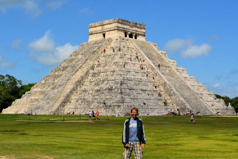 Mexiko Pyramiden 01