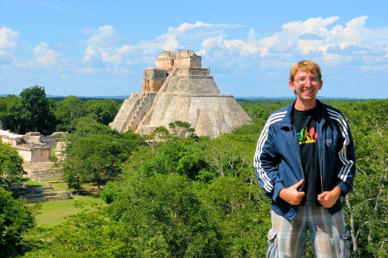 Mexiko Pyramiden 02